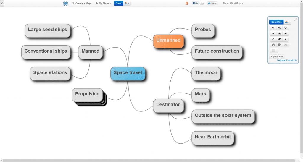 vizualizezi materia admitere mind map grile blog